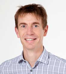 Dental clinic practice manager Graeme Christie